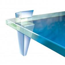 Glasplattenträger Kono