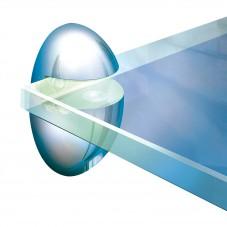Glasplattenträger Ovo