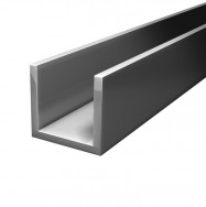 Aluminium U-Profil UP-5000E