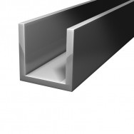 Aluminium U-Profil UP-5012E