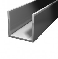 Aluminium U-Profil UP-5025E