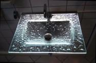 Glaswaschbecken Detroit